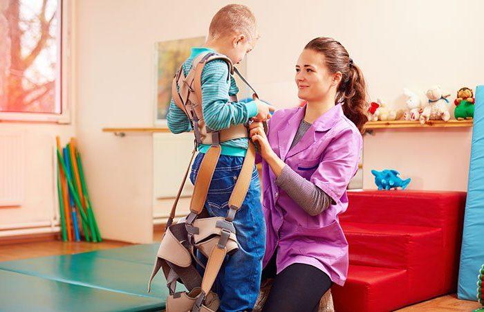 Serebral palsili her çocuk yürüyebilir mi?